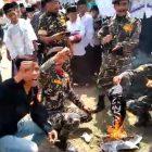Polisi Telah Tetapkan Pembawa dan Pembakar Bendera di Garut Sebagai Tersangka