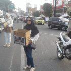 KMPSI Kota Tangerang Gelar Aksi Galang Dana Palu dan Donggala