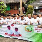 Presidium Aktivis 212 Ciamis Siap Menangkan Jokowi di Priangan Timur