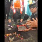 Tonggak Sejarah, Pembangunan Wantilan di Mushola Nurul Falah