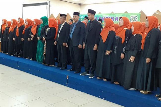 Umi Wartini Dilantik Sebagai Ketua LASQI Jakarta Utara