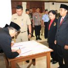 Walikota Jakarta Selatan Lantik 10 Dewan Kota