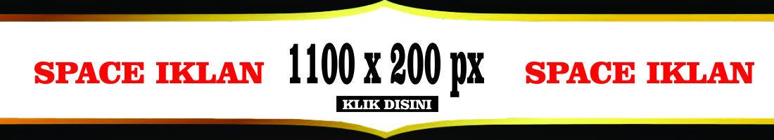 Space Iklan 1100 x 200