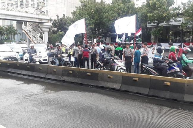 Tak Ditemui LBP, Aksi Bela Rakyat Gorut Jilid 4 Ricuh