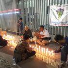 Jumat Berkabung, PP GPI Nyalakan Seribu Lilin Untuk Mujahid 21-22 Mei
