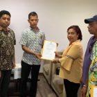 Selvi Wanma SH: DPD II Serahkan Langsung Berkas Bacabup-Wabup Raja Ampat ke DPP Partai Golkar