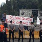 ISMAHI Jakarta Tegaskan, Mahasiswa Hukum Menolak RUU Cipta Kerja