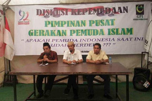 Ketua Umum PP GPI: Pemuda Tidak Punya Visi Maka Negara Hancur