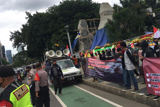 GABP-NKRI Dukung TNI dan Polri Untuk Proses Hukum Rizieq Shihab